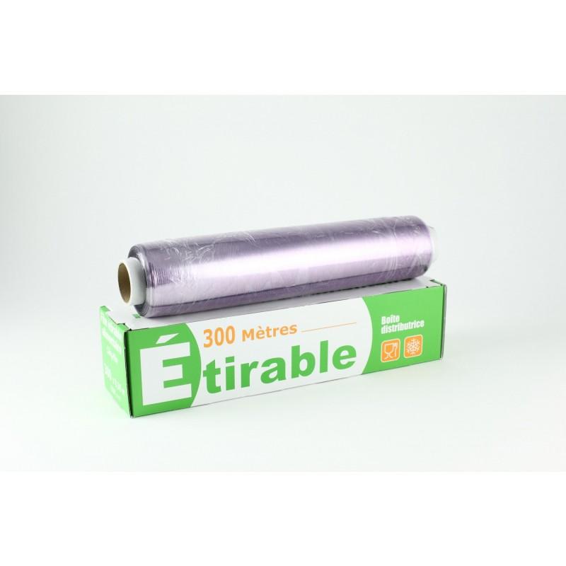 Film etirable alimentaire 300m tres x 30cm emballage alimentaire fournimag - Cyberplus paiement net ...