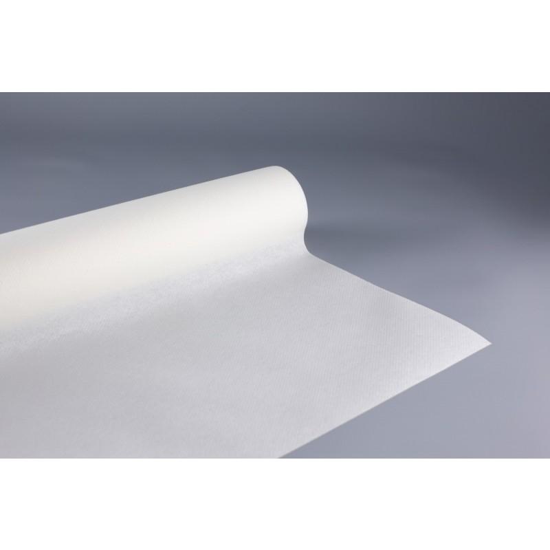 Nappe en papier jetable non tiss m x 10 m blanc rouleau nappe jet - Cyberplus paiement net ...
