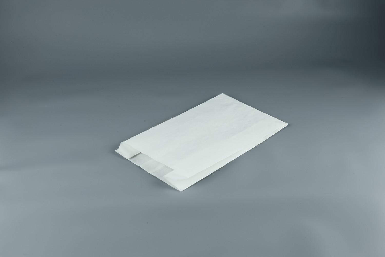 sacs kraft blanc 40grs 16x8x27 pqt 500 papier sac fournimag. Black Bedroom Furniture Sets. Home Design Ideas