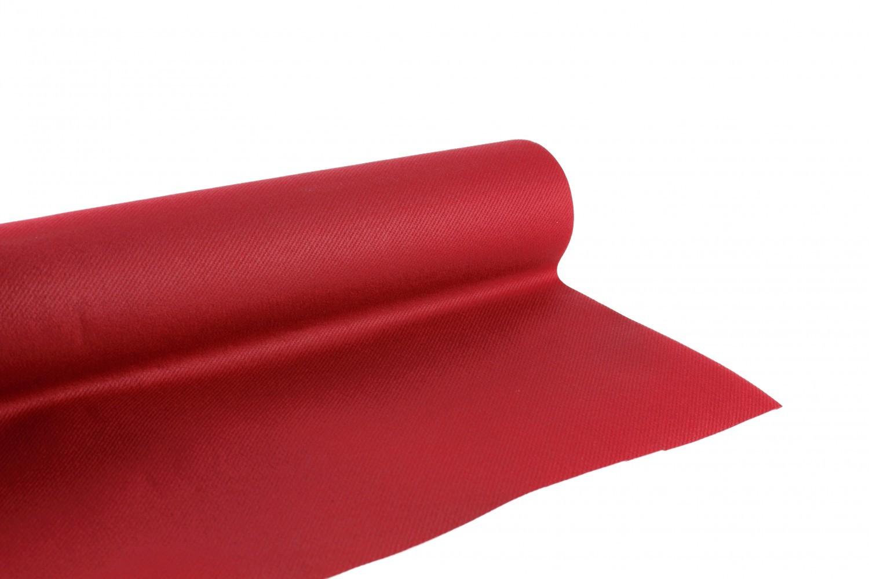 Nappe en papier jetable non tissé 1.20 M x 25 M Bordeaux