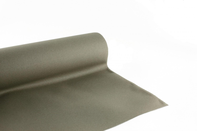 Nappe en papier jetable  non tissé 1.20 M x 10 M Gris