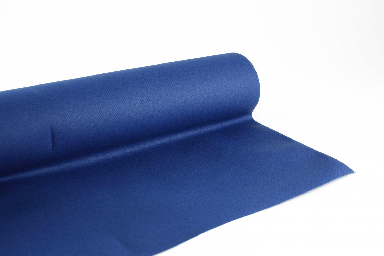 Nappe en papier jetable non tissé 1.20 M x 10 M Marine