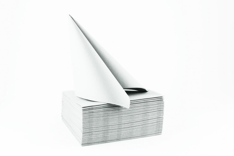 Serviette papier non tissée 40x40 Beton